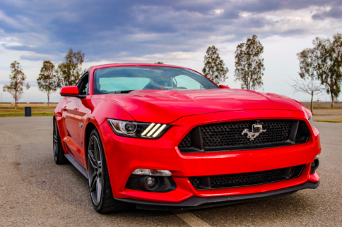 Pony Wars: Road-Course Rumble At Buttonwillow Raceway Park