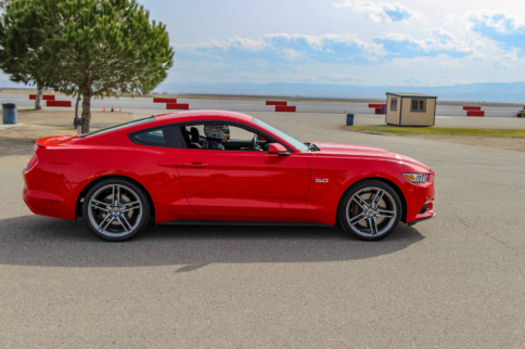 Pony Wars: Equalizing Our Mustang For The Competition